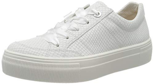 Legero Damen Lima Sneaker, Weiß (Bianco) 1100, 41 EU