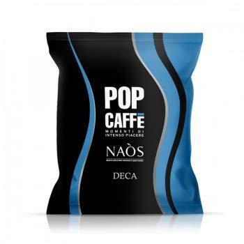 NESPRESSO COMPATIBILI - 100 CAPSULE POP CAFFE' DECAFFEINATO
