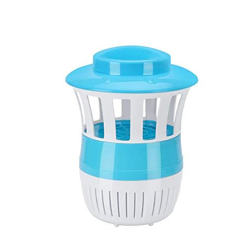 LGOO1 Safe Mute No-Strahlung UV-Anti-Moskito-Licht Photokatalysator Haushalt Moskito-Mörder-Lampe Umweltfreundlich Einatmen Physikalische Repellent Gerät USB Efficient Powered Indoor Insektenfänger Sp
