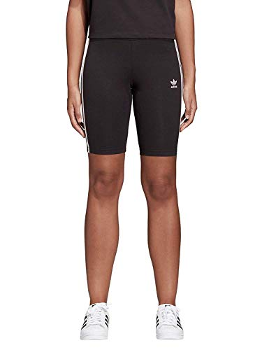 adidas Damen Cycling Short Tights, Black, 34