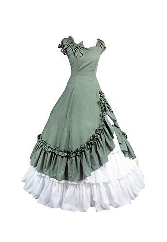 Tollstore Gothic Lolita Kleid, mittelalterliche viktorianischen Königin Kostüm Renaissance...
