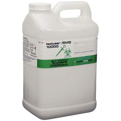 WCM Isolyser Sharps System 10 Liter