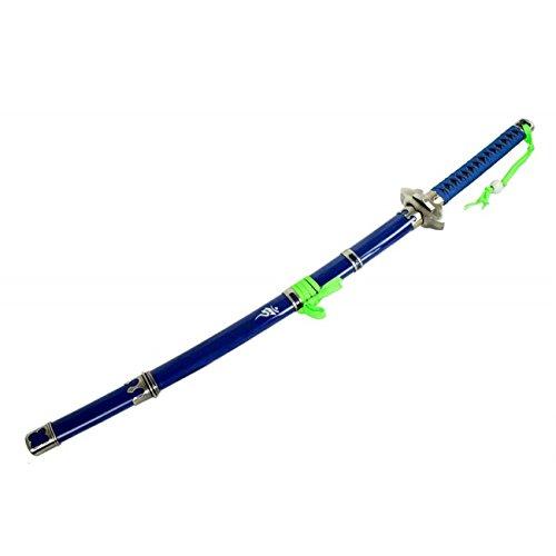 Defender 42-inch Blue Collectible Katana Samurai Sword