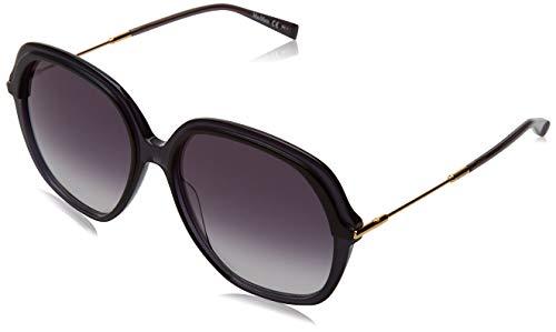 MaxMara MM Classy X Sunglasses, BlackGrey, 58 Womens