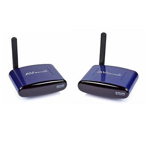 SainSonic SS-630 5.8GHZ 8 Channels AV Wireless Audio ...
