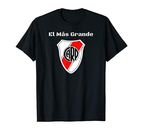 River Plate Argentina Calcio Fan Maglietta
