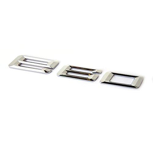 Preisvergleich Produktbild brenthon Auto Emblem Badge chrom E60