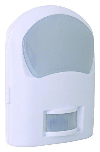 VS-ELECTRONIC - 232121 nachtlampje met 6 witte leds, bewegingsmelder 181