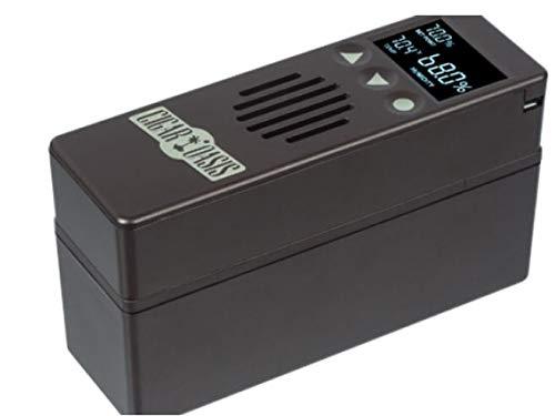 Cigar Oasis WLAN WiFi Plus 3.0 Humidor Befeuchter inkl. Lifestyle-Ambiente Tastingbogen