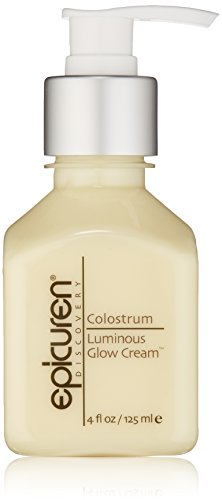 Beauty Shopping Epicuren Discovery Colostrum Luminous Glow Cream, 4 Fl Oz