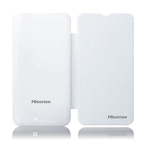 Hisense FlipCover U980 für Handy weiß