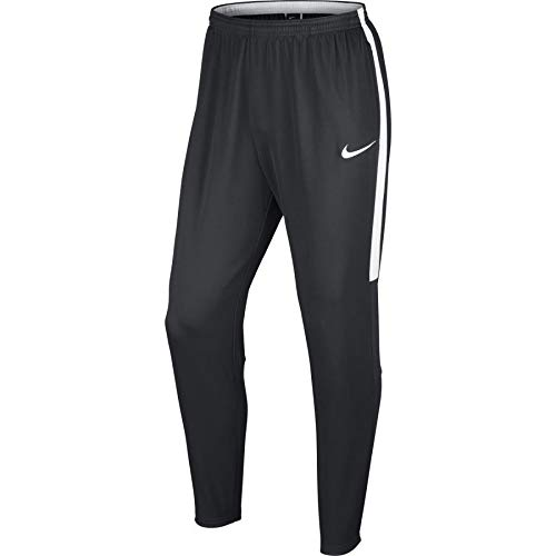 Nike Men's Dry Academy Football Pant (Medium, Anthracite/White)