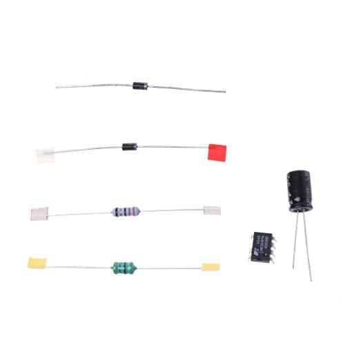 congchuaty Waschmaschine Ersatzteile Kit Steuerplatine LNK304 R020 L003 D029 D030 C023