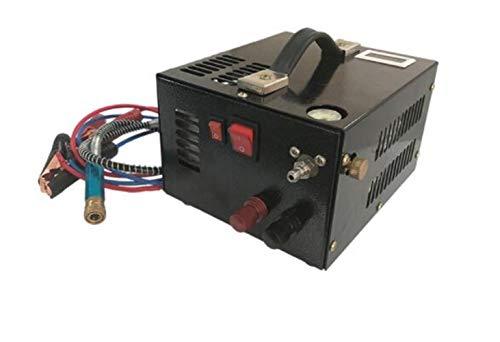 12V Portable Pcp Air Compressor with Transformer High Pressure Compressor for Air Rifle Gun