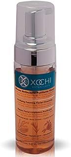 Espuma Facial Limpiadora Purificante con Tepezcohuite y Jengibre, Control Anti-Acné, 150 mL