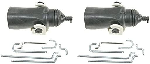 Power Door Lock Actuator Left & Right Pair Set for Ford Lincoln Mercury