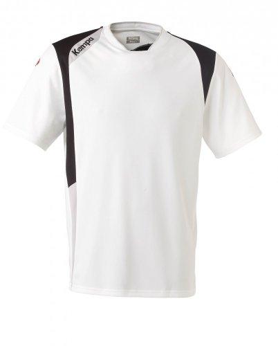 Kempa Camiseta Base, Todo el año, Unisex, Color Blanco, Negro, Plateado, tamaño XS