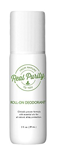 Roll-On DÌ©odorant, 3 fl oz (89 ml) - Real Purity