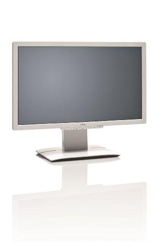 Fujitsu B23T-6 58,4 cm (23 Zoll) LED-Monitor (VGA, DVI, USB, 5ms Reaktionszeit, höhenverstellbar) grau