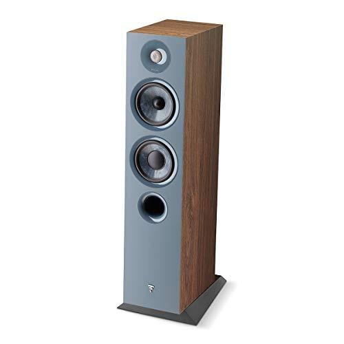 Focal Chora 816 Floor Standing Speaker - Dark Wood