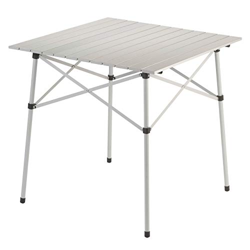 Outdoor Folding Table   Ultra Compact Aluminum Camping Table