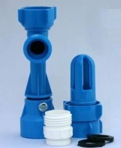 Waterbed Fill & Drain Kit with Venturi Pump