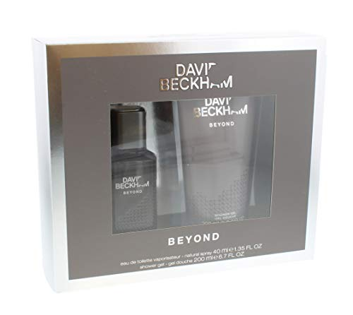 David Beckham Beyond Set 40 ml Eau de Toilette EDT & 200 ml Showergel Duschgel