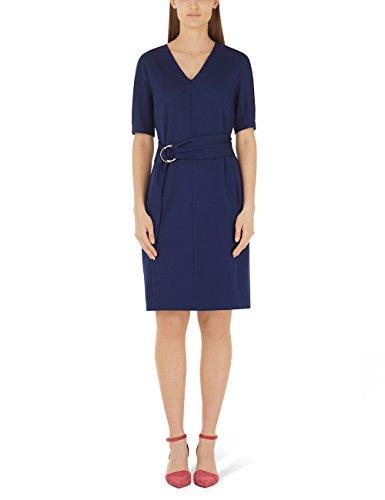 Marc Cain Collections Damen HC 21.23 J24 Kleid, Mehrfarbig (Nightshade 374), (Herstellergröße: N4 / 40)