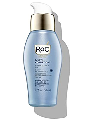 ROC Multi Correxion 5 in 1 Daily Moisturizer With Sunscreen Broad Spectrum SPF30 50ml from ROC