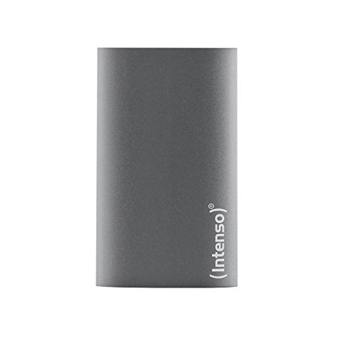 Intenso 3823430 Disque Flash SSD Externe 128 Go USB 3.0 Anthracite