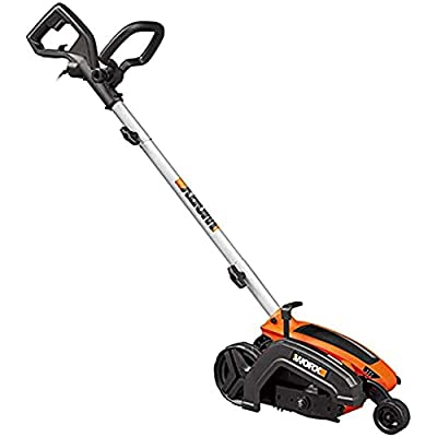 """WORX WG896 12 Amp 7.5"""" Electric Lawn Edger & Trencher, 7.5in"""