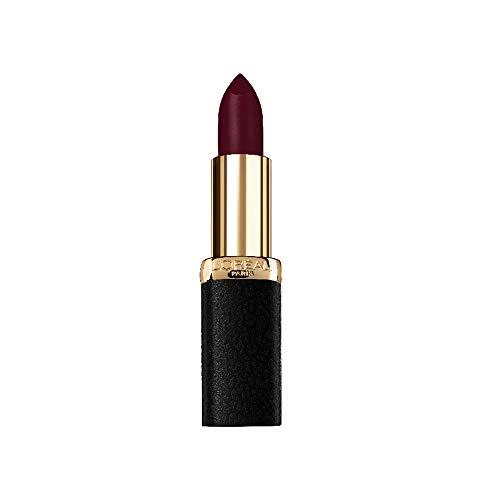 L'Oreal Paris Colour Riche Matte Lipcolour, Doesn't Matte-R, 0.13 oz.