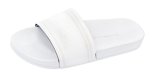 Rider 30 Years Slide Tongs/Sandales pour hommes-White-41