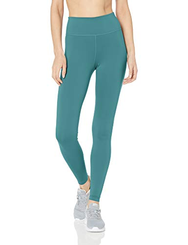 Nike Women's All-in Tight, Mineral Teal/Black, XX-Large