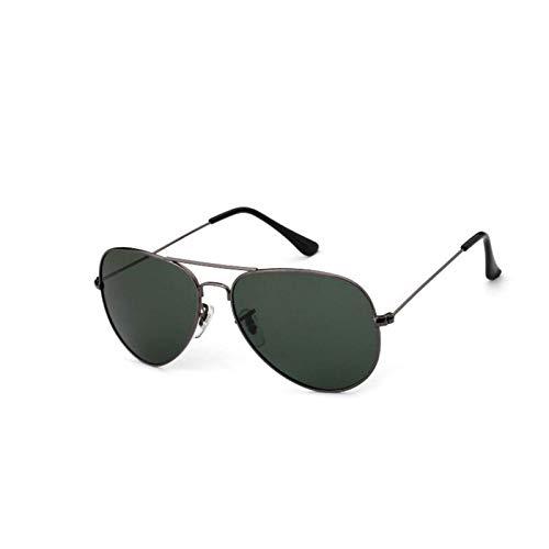 LDH Gafas de Sol polarizadas Hombre Mujere Gafas de Sol Anti-Ultravioleta para Mujeres Día Y Noche Visión Nocturna Visión de Sol Gafas de Sol Al Aire Libre Senderismo (Color : A)