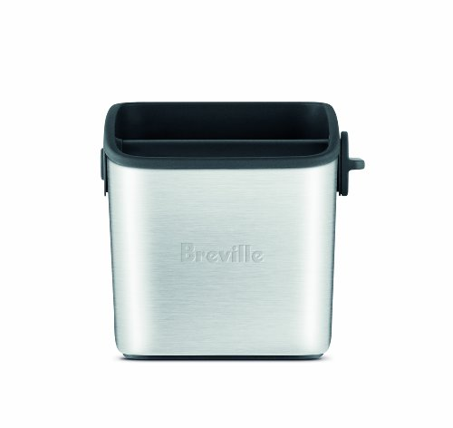 Breville BES001XL Knock Box Mini, Stainless Steel