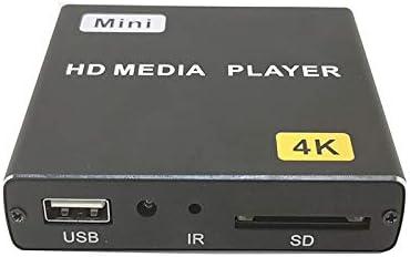 WANGSHUMIN-US 4K HD Player Individual AD Machine Power on Machinelike Loop Play Video PPT