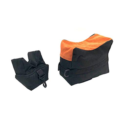 TACWINGS Shooting Rest Bag, Combo Front and Rear Sandbag with Durable Construction and Water...