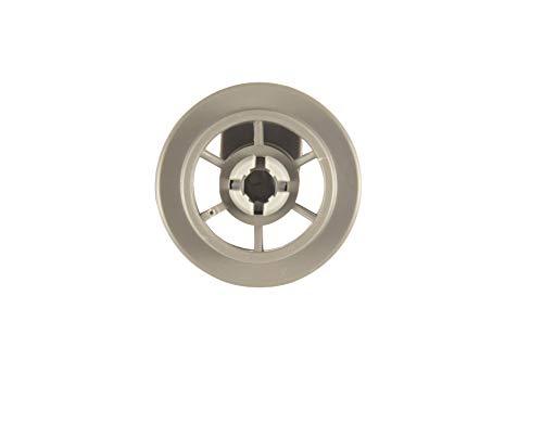 LG Electronics 4581DD3003B Dishwasher Clip-On Dishrack Roller , white