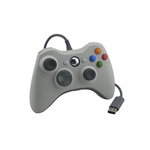 Android Game Controller Tv | 10PCS USB Wired Gamepad Game Controller Für Microsoft Xbox360-weiß-