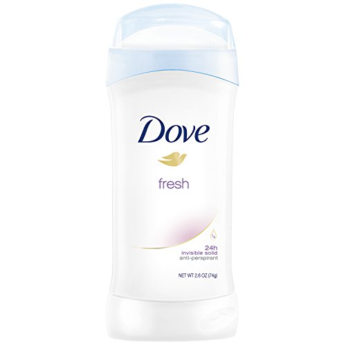 Price comparison product image Dove Antiperspirant Deodorant,  Fresh 2.6 Ounce,  (Pack of 6)