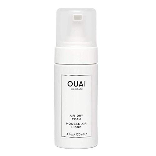OUAI Air Dry Foam. Wash and Wear Mousse for Perfect...