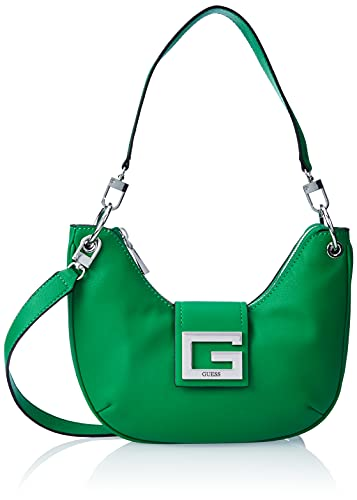 GUESS Womens HWYV75-80030-GRE Handväska, flerfärgad, en storlek