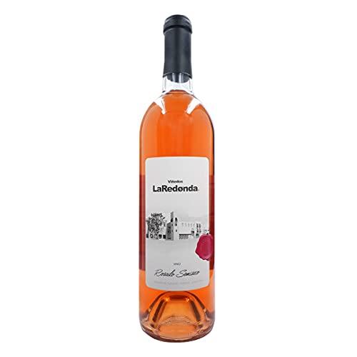 Vino Rosado Semiseco 750 ml