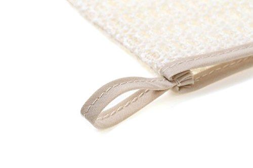 くーる&ほっとネットロウシルクミトン純国産生絹100%「珠絹(たまぎぬ)生絹の肌しずく」ぐんまシルク100%(群馬県内で一貫製造)日本製シルクプロテイン・セリシンそのままたっぷり大小セットネットロウミトン