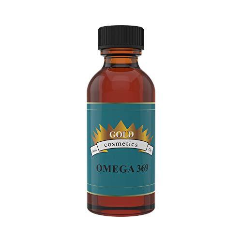 OMEGA 3-6-9 ~ Best Organic Skin Care ~ Pure Emu Oil Liquid ~ By Gold Cosmetics
