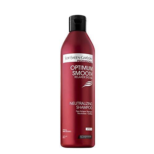 Softsheen Carson Neutralizing Post-Relaxer Shampoo, 16.9 Ounce