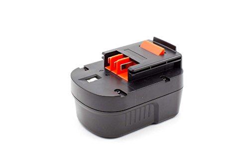 Preisvergleich Produktbild vhbw NiMH Akku 1500mAh (12V) für Elektrowerkzeug Werkzeug Powertools Tools Black & Decker CP12KB,  EPC12 H1,  EPC126,  EPC126BK,  EPC12CA,  EPC12CABK