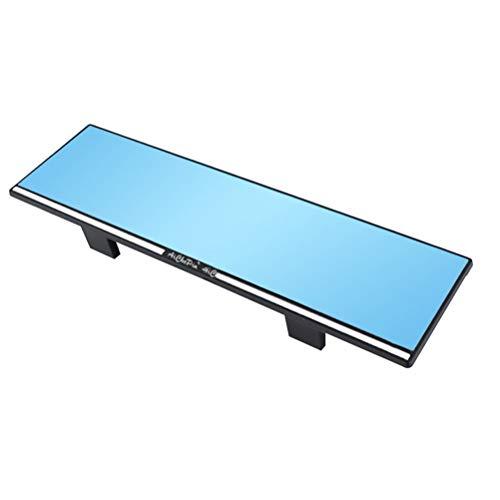 LIOOBO Auto-Rückspiegel Durable Universal-Weitwinkel-Panorama Anti-Blendung Innenspiegel