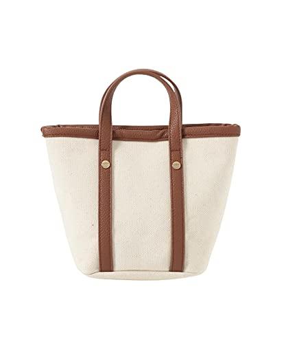 [アーバンリサーチ] 鞄 ショルダーバッグ 【WEB限定】2WAYキャンバスミニショルダー レディース UR14-2AP011 BROWN -